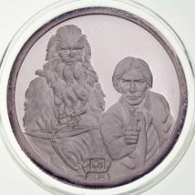 Rarities 1988 Star Wars Primo Dieci Anni Han Assolo Chewbacca 1 Oncia Ar... - $173.24