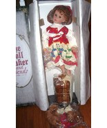 """Doll Maker BEARLY ENOUGH TEA LEFT FOR ME Doll 26"""" LE#089/200 - $199.00"""