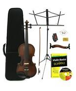 Violin For Dummies Learner's Package - $313.95