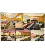 The KERNWOOD Restaurant Interior, MALDEN, MASS. Vintage Postcard - $9.99