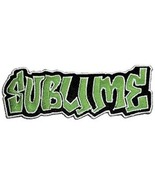 Embroidered Patch Sublime Patch - $3.95