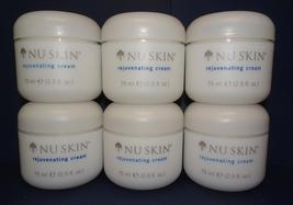 Six pack: Nu Skin Nuskin Rejuvenating Cream 75ml 2.5 oz x6 - $160.00