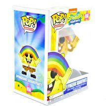 Funko Pop! Spongebob Squarepants with Rainbow #558 Vinyl Figure image 5