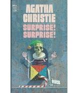 Agatha Christie: Surprise! Surprise! - Paperback ( Ex Cond.) - $14.80