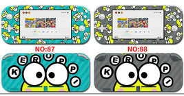 Vinyl Decal Skin Sticker Protector for Nintendo Switch Lite KEROPPI - $8.99