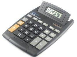 Calculator 8 Digit Big Display Large Button Adj... - $4.93
