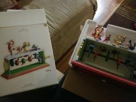 Hallmark Keepsake Pooh Bells Winnie the Pooh Collection Piglet Eeyore Ti... - $28.70