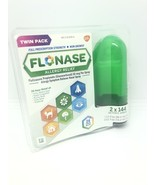 Flonase Nasal Spray Twin pack  2x 144 Sprays , (288 sprays total)  EXP 9... - $14.88