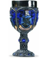Wizarding World of Harry Potter Ravenclaw Decorative Sculpted Goblet NEW... - $36.28