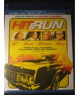 Hit and Run Blu-ray Disc, 2013, 2-Disc Set, Includes Digital Copy; Ultra... - $8.95