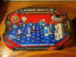 Laser Battle - The Art of Laser Warfare by MGA Board Games. Open Box - $11.88