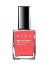 """Avon Nailwear Pro+ Nail Enamel """"Coral Reef"""" - $4.25"""