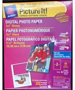 Avery Microsoft Picture It! Photo Paper and Software Included - $7.92