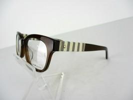 Kate Spade Andra (WO7) Transparent Brown 49 x 18 135 mm Eyeglass Frames - $57.87