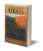 Roadside History of Utah - $17.95