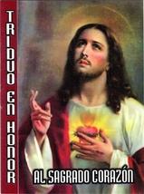 Triduo en Honor al Sagrado Corazon