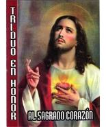 Triduo en Honor al Sagrado Corazon - $2.95