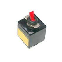 AIRPAX  T21-62-10.0A-02-20BL-V  CIRCUIT BREAKER 125/250 VAC 10 AMP - $29.99