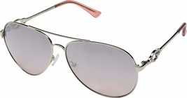 Womens Chain Aviator Sunglasses - £57.87 GBP
