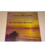 Raro Difícil de Encontrar ~ Songs Ken & Clara Do You Know My Jesús? Disc... - $1,347.66