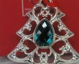 Lenox Bejeweled Tree Shaped Ornament