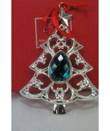 Lenox Bejeweled Tree Shaped Ornament - $6.92