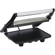 Brentwood Appliances TS-651 Panini/Contact Grill - $54.52