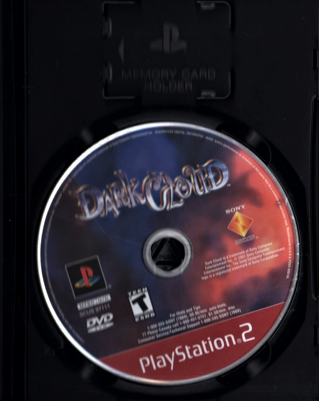 PlayStation 2 DARK CLOUD (Greatest Hits) complete