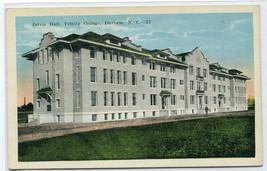 Jarvis Hall Trinity College Durham North Carolina 1920s postcard - $6.93