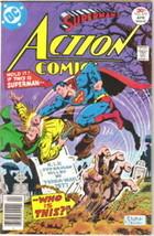 Action Comics Comic Book #470 DC Comics 1977 VERY FINE- - $3.75