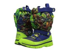 Stride Rite Teenage Mutant Ninja Turtles Sneaker Boots NWOB Toddler Sz 4... - £16.29 GBP