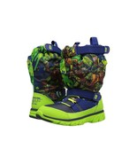 Stride Rite Teenage Mutant Ninja Turtles Sneaker Boots NWOB Toddler Sz 4... - $24.99
