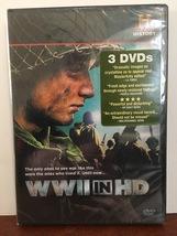 THC: WWII in HD - 3 DVD Set (7 hrs, 35 mins) - $12.00