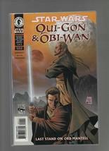 Star Wars: Qui-Gon & Obi-Wan # 1 - 2000 - Dark Horse Comics - Windham, B... - $6.85