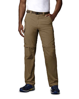 Primary image for Columbia Men's Big-Tall Silver Ridge Convertible Pants UPF 50 - Choose SZ/Color