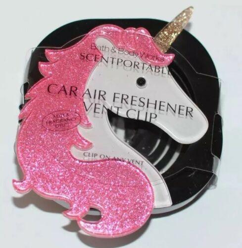 Bagno Creme Corpo Luccicante Rosa Unicorno Scentportable Deodorante per Auto image 2