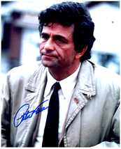 PETER FALK  Authentic Original  SIGNED AUTOGRAPHED PHOTO W/COA - $85.00