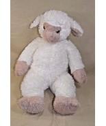 "Celebration Creations Lamb Sheep Off White Brown Plush Stuffed Animal 24"" - $30.88"