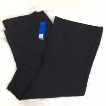 Lane Bryant NWT Women's Black Professional Career Dress Pants Size 24 Pe... - $24.86