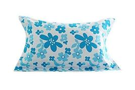 2Pcs Beautiful Pillow Towels Colorful Pillow Cover Sheet Special Pillow Towels