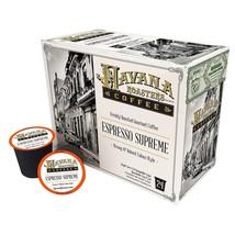 Havana Roast Espresso Supreme Coffee 24 to 80 Keurig K cups Pick Any Size  - $34.99+
