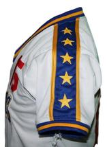 John Bapst #15 Georgia Generals New Men Football Soccer Jersey White Any Size image 3
