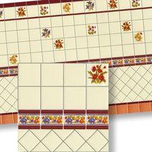 Wm34329 med wall tiles cream w flowers   sq    diamonds 2 thumb200