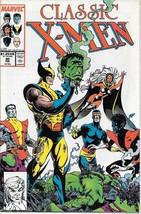 Classic X-Men Comic Book #30 Marvel Comics 1989 Near Mint New Unread - $2.99