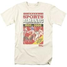 Back to future 2 t shirt sports almanac 1980 s movie retro cotton tee uni533 thumb200