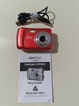 Vivitar XX14v2 Digital Camera ( 20 Mp ) - $10.00