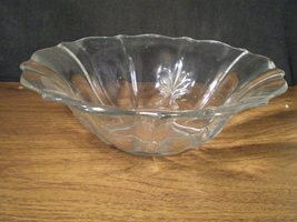 "FOSTORIA BAROQUE 11 1/2"" SALAD BOWL~~~ - $11.95"