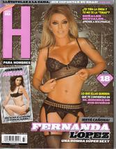 H Para Hombres July 2010 Fernanda Lopez New Unopened - $9.95