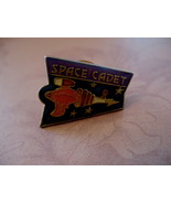 Space Cadet Alien UFO Souvenir Lapel Hat Pin - $4.99