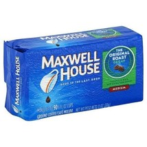 Maxwell House The Original Roast Decaf Ground Coffee Refill - $10.84